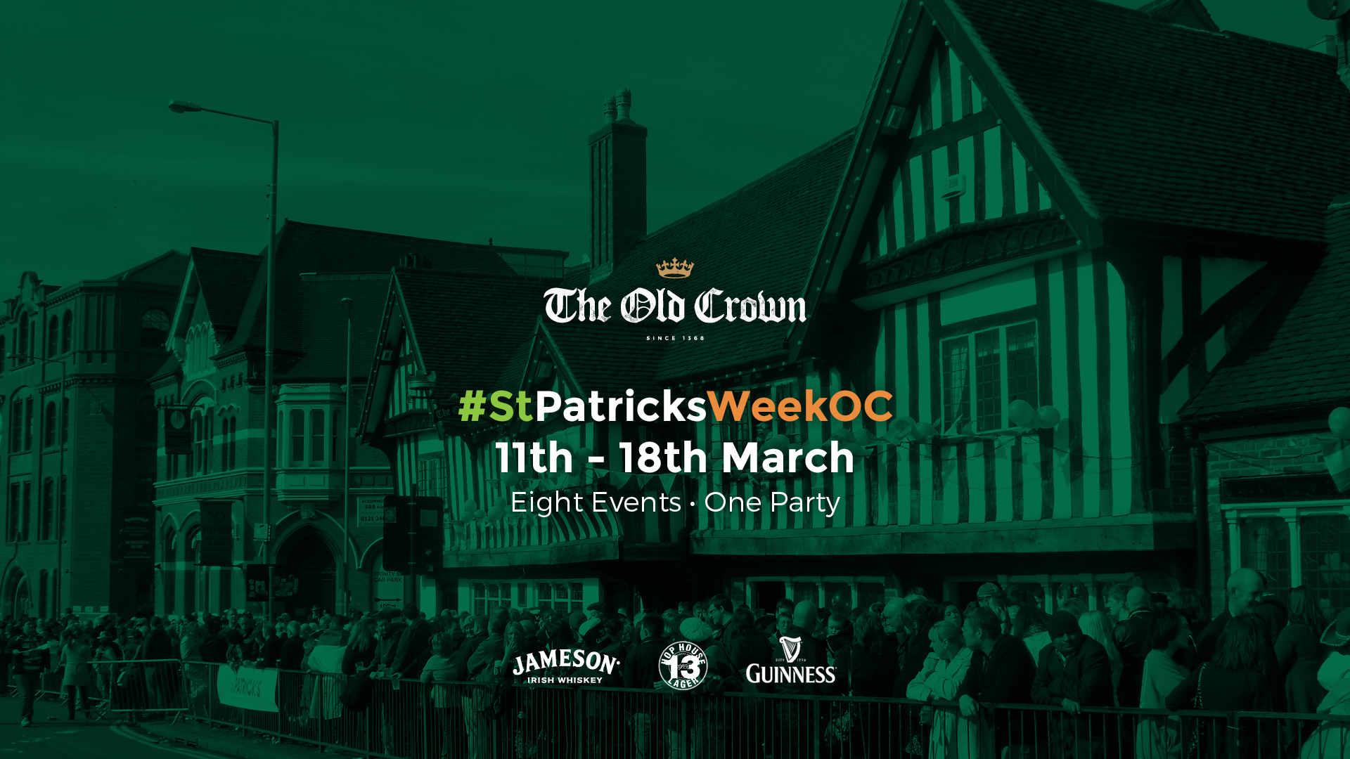 St Patricks Week 2018